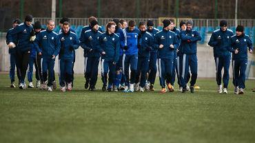 W środę piłkarze Arki Gdynia rozpoczęli przygotowania do rundy wiosennej