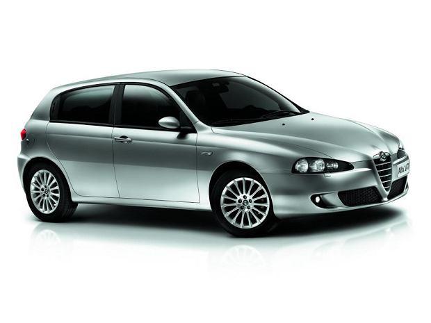 Alfa Romeo 147 (2000-2004) - opinie Moto.pl