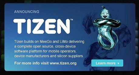 Wspólne prace Samsunga i Intela nad systemem Tizen już trwają.