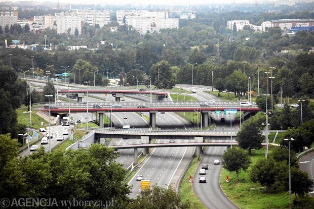 Pomysł opłat na A4 na trasie Katowice - Gliwice wywołał burzę. Minister dementuje