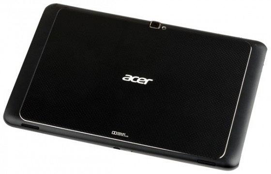 Ile będzie kosztować tablet Acera z Nvidia Tegrą 3? Dużo!