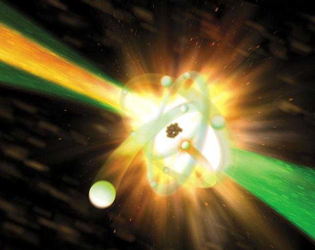 Jak działa superprecyzyjny laser RTG?