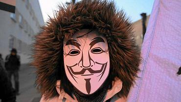 Demonstracja przeciwko ACTA