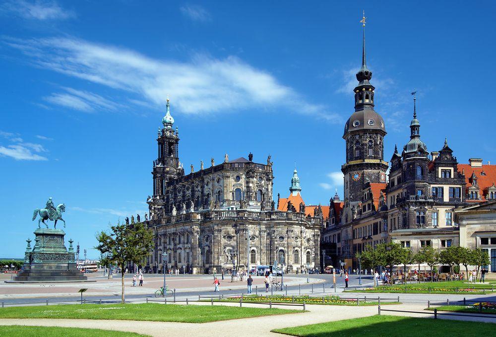 Drezno, Niemcy / fot. Shutterstock
