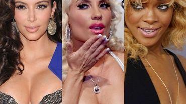 Kim Kardashian, Coco, Rihanna