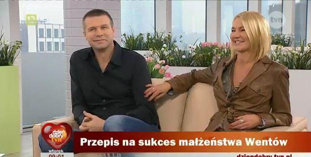 Bogdan i Iwona Wenta