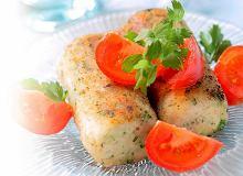 Ziemniaczane 'kiełbaski' z pietruszką - ugotuj