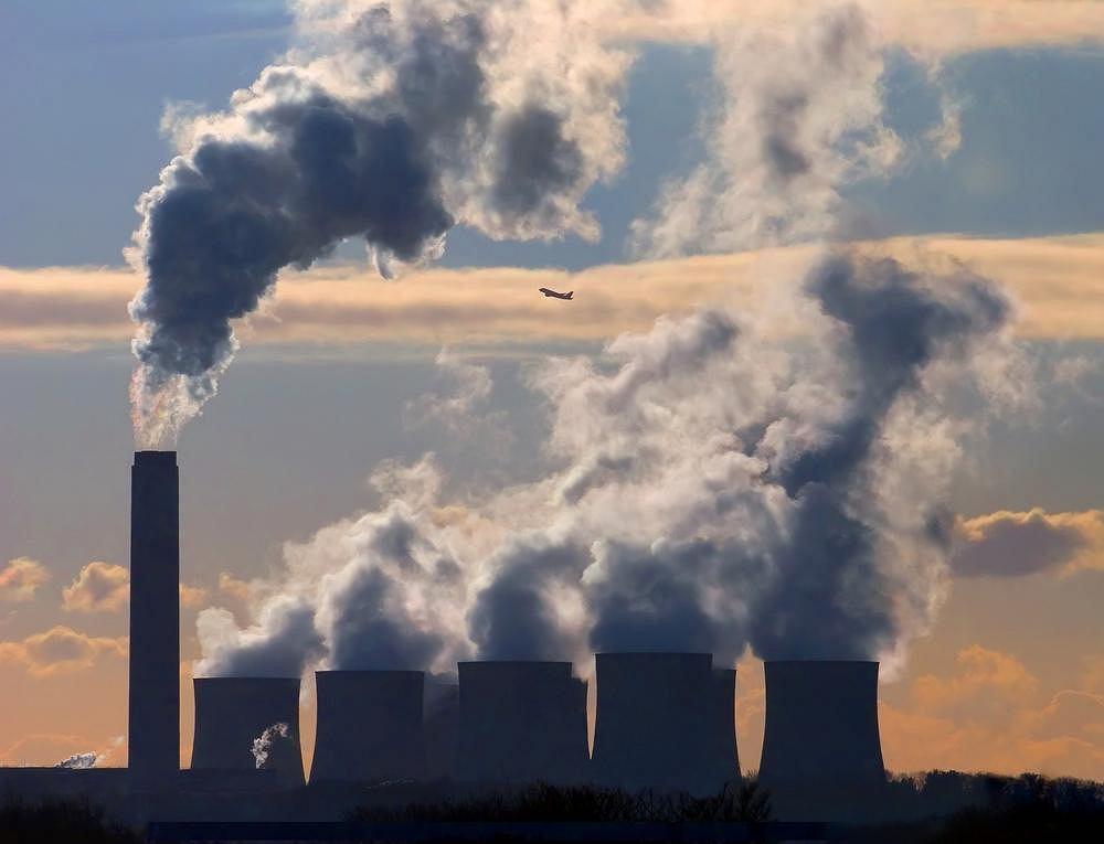 Elektrownia (zdjęcie ilustracyjne)