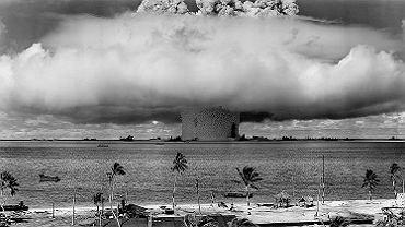 Operacja Crossroads, Atol Bikini, Wyspy Marshalla / fot. U.S. Department of Defense/CC/Wikipedia