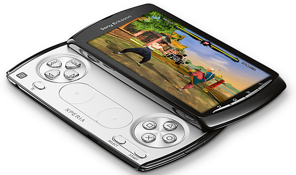 smartfon,gry,android, Sony Ericsson Xperia Play, Bruce Lee - Dragon Warrior