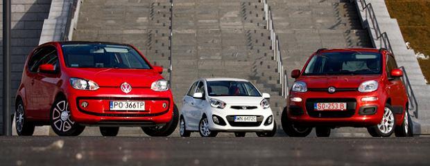 VW Up/Kia Picanto