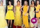 Gwiazdy pokochały żółte sukienki - będą hitem sezonu?