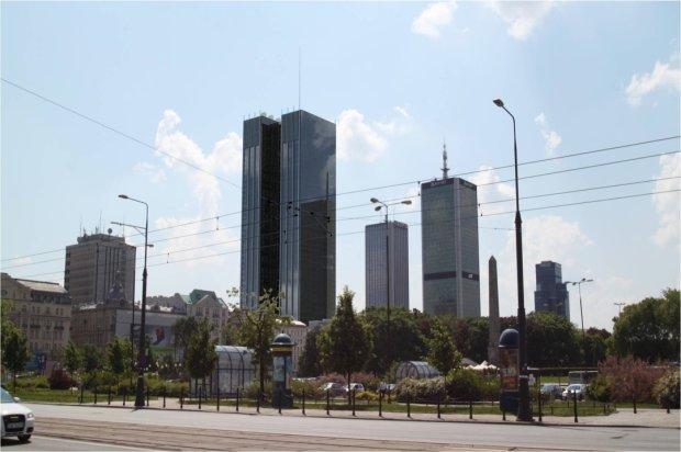 Watykan dał zgodę. Warszawska kuria zbuduje drapacz chmur w centrum stolicy