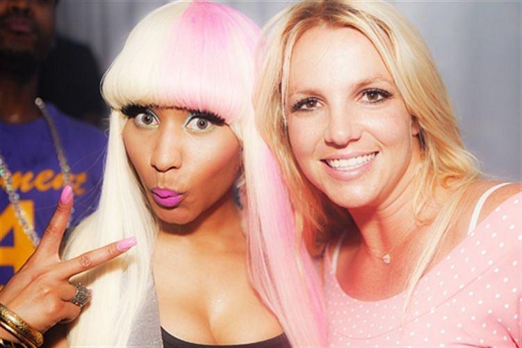 Nicki Minaj i Britney Spears