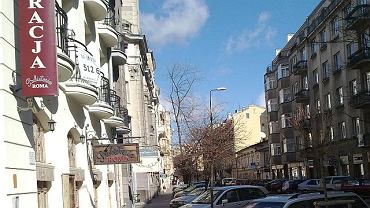 Ulica Mokotowska, Warszawa