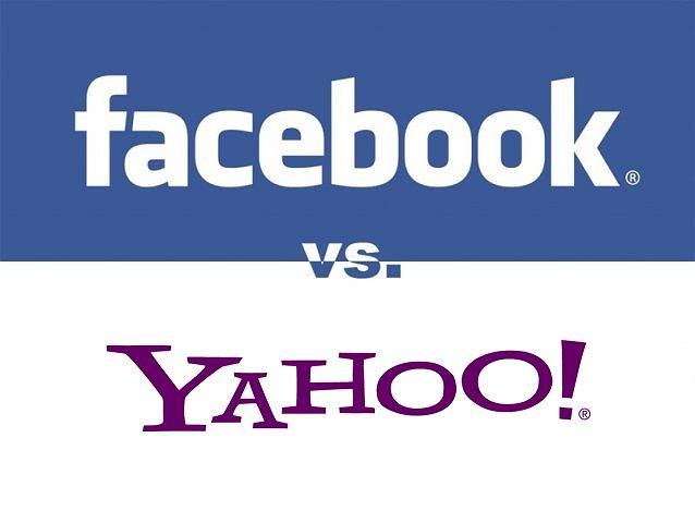 Facebook vs. Yahoo
