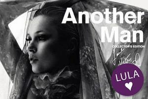 Wyjątkowa sesja Kate Moss dla Another Man Magazine