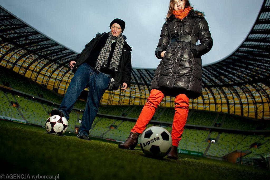 Ania Urbańczyk i Agnieszka Kaim