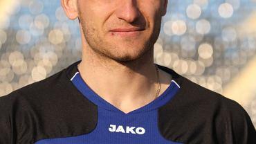 Paweł Strąk jest obecnie wypożyczony do Zawiszy Bydgoszcz
