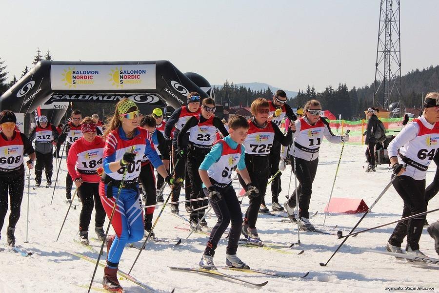 Salomon Nordic Sunday 03.2012