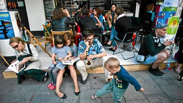 """""""Chłodna 25"""" jeszcze jako jeden z najpopularniejszych kulturalnych lokali w mieście"""