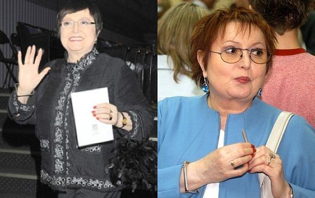 Krystyna Tkacz.