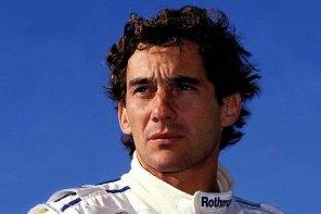 Ayrton Senna - Mistrz absolutny