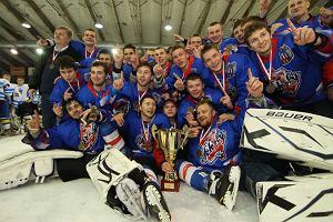 Najlepszy młody hokeista Polski przenosi się do Katowic, ale wróci do Torunia