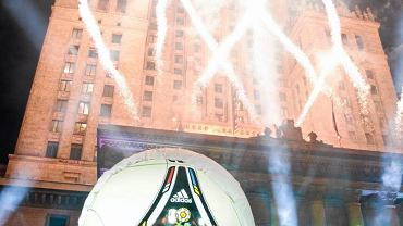 Strefa kibica podczas losowania grup Euro 2012