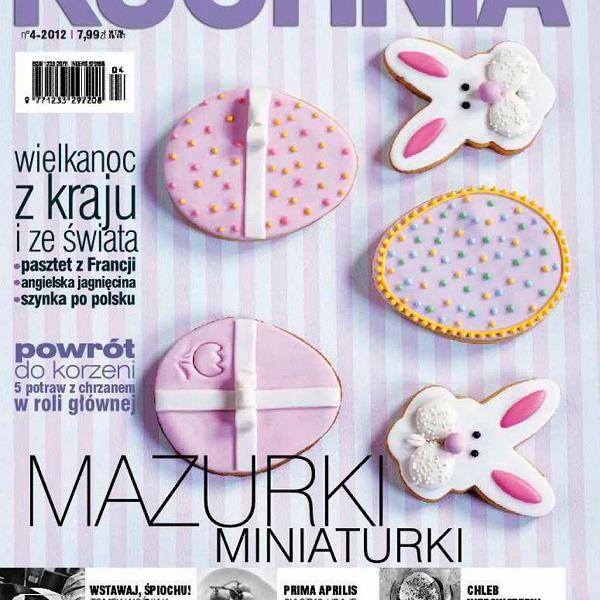 Magazyn Kuchnia 04.2012