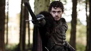 Gra o tron - Robb Stark z chłopaka musi stać się mężczyzną dowodzącym wojskiem
