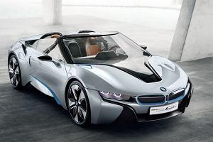 Salon Frankfurt 2013 | Produkcyjne BMW i8