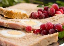 Wielkanocny pasztet z żurawiną - ugotuj