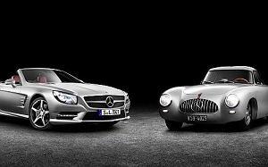 Mercedes SL | 60 lat legendy