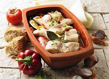 Biała ryba w warzywach - ugotuj