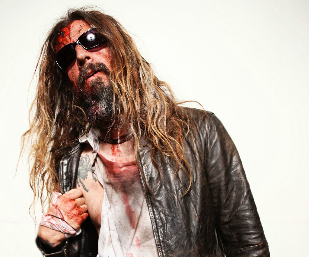 Rob Zombie fot. Metal Mind Productions