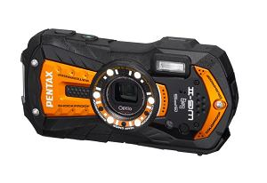 Aparat cyfrowy Pentax Optio WG-2 GPS, aparaty cyfrowe, survival
