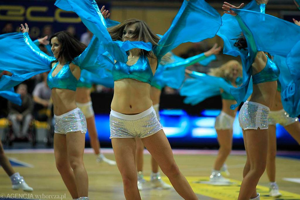 Cheerleaders Asseco Prokom