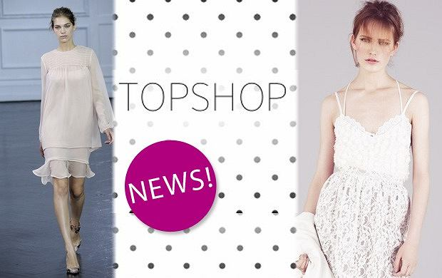 Kolekcja Richard Nicoll wiosna 2012 - czy podobnie będą wyglądały suknie ślubne Topshop?