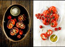 Grillowane pomidory - ugotuj