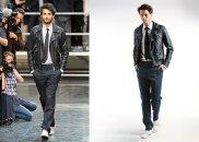 Styl: niedrogie ciuchy z klasą, styl, moda męska, Jean Paul Gaultier
