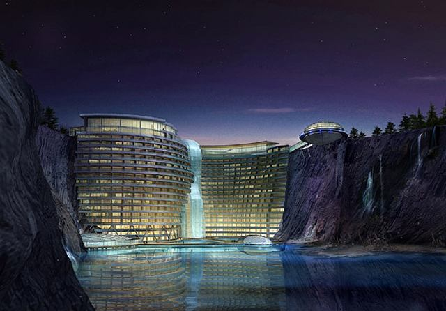 Shimao Intercontinental Hotel
