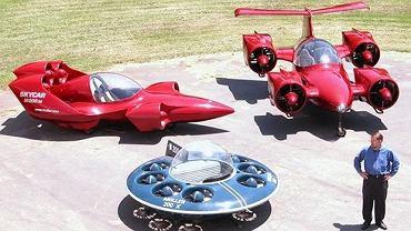 Latające samochody Moller International