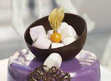 Tort biały marakujowy - ugotuj