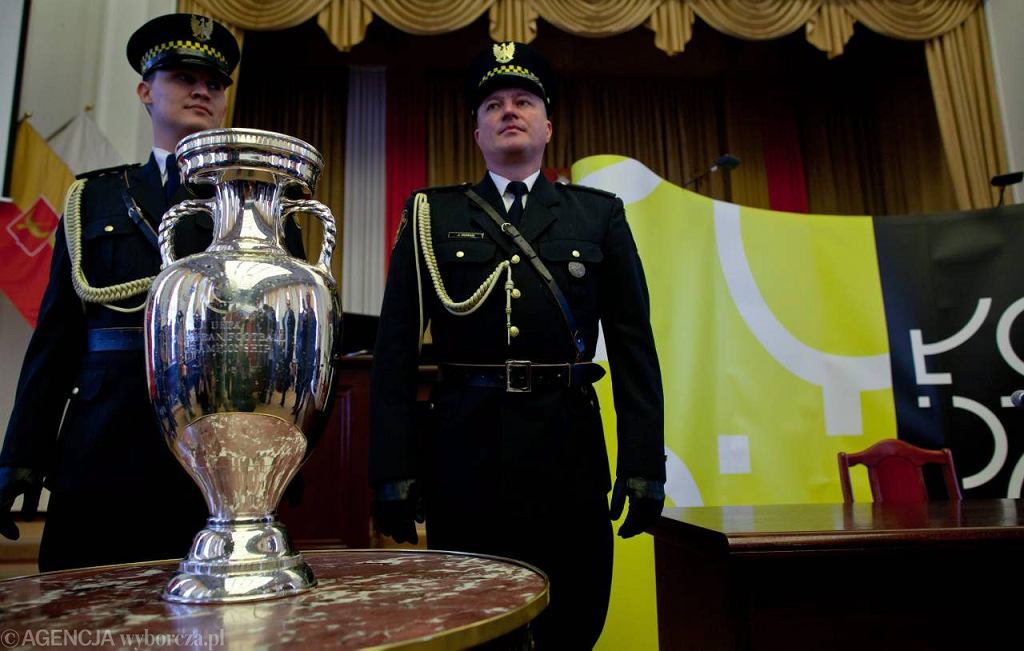 Puchar Euro w łódzkim magistracie
