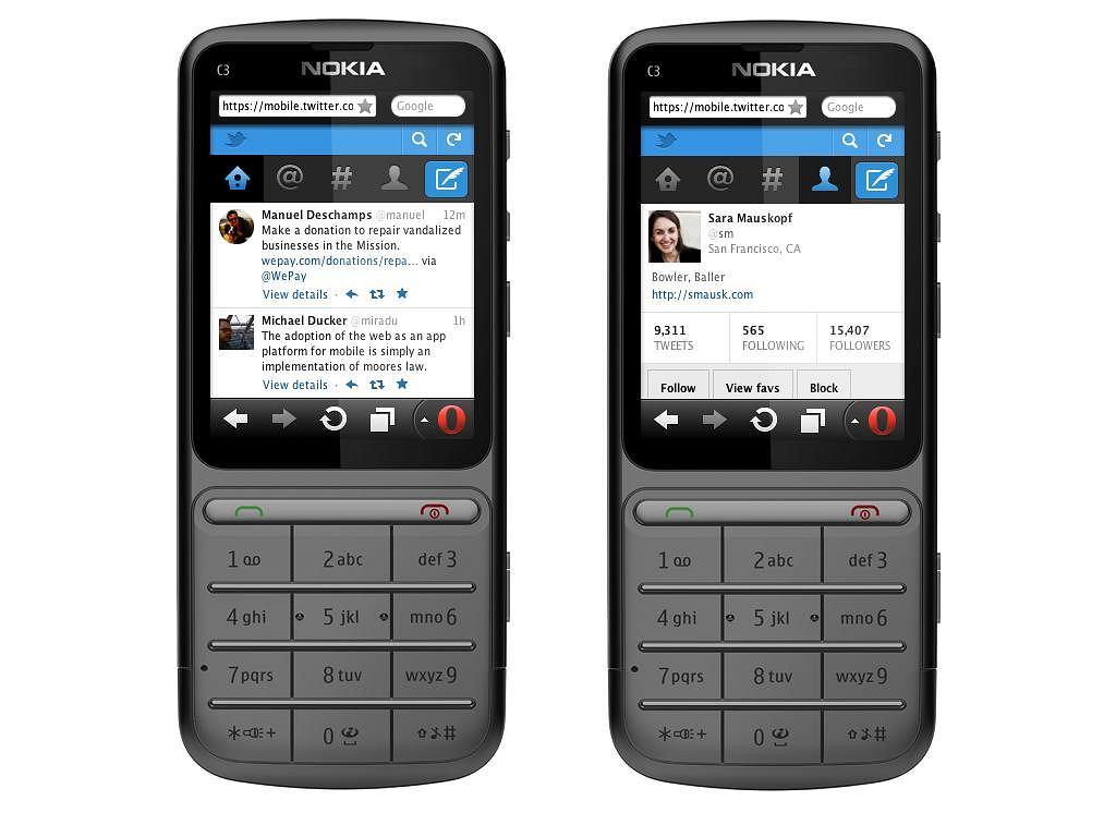 Twitter dobrze wygląda nawet na najgorszym telefonie