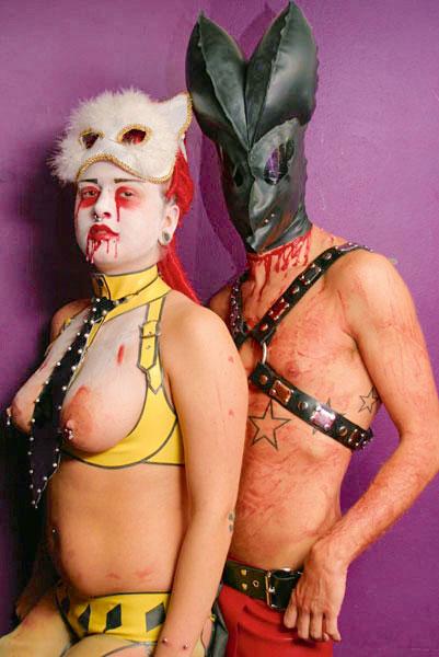 Londyńskie fetysz kluby, fetysz, Torture Grarden