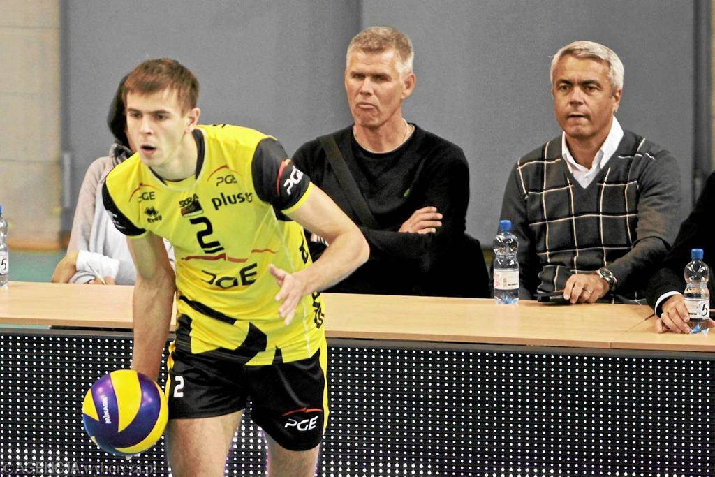 Mariusza Wlazłego i Andreę Anastasiego zobaczymy w niedzielę w hali na Zawodziu