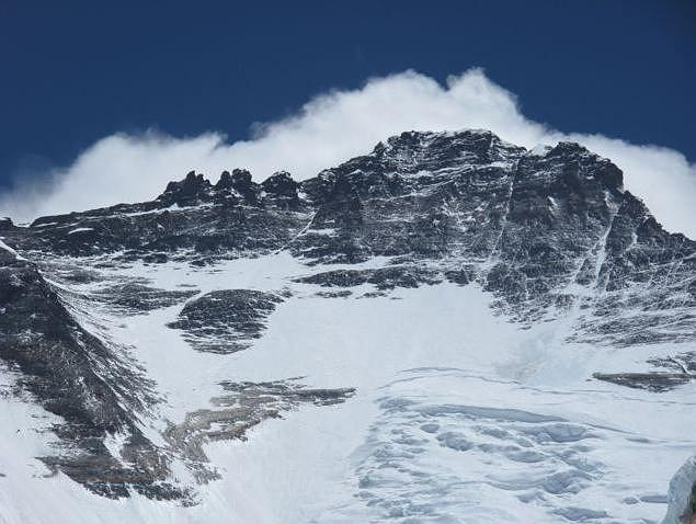 Ostatni odcinek Lhotse
