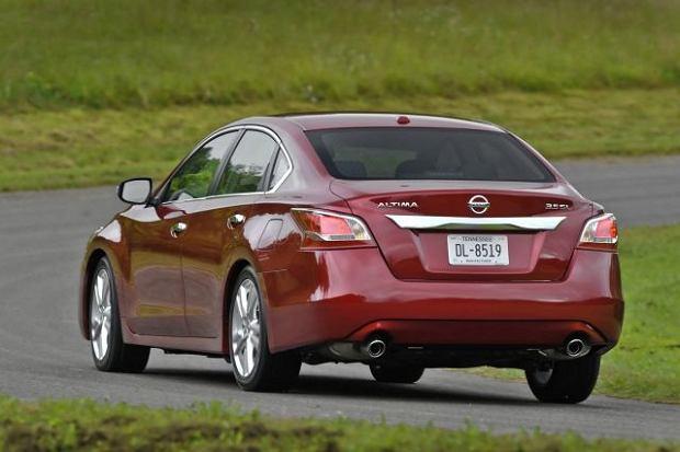 2013 Nissan Altima (V gen.)